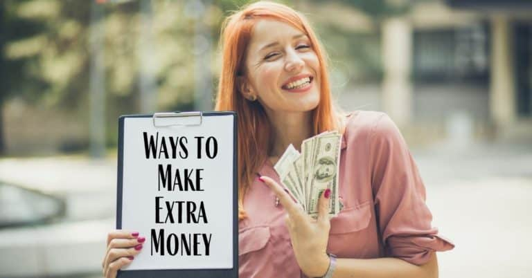 Legit Ways to Make Extra Money