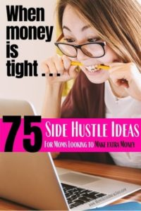 75 Side Hustle Ideas