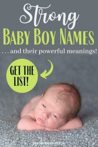 Handsome-Strong-Baby-Boy-Names-Their-Powerful-Meanings