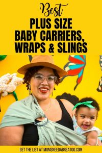 Best_Plus_Size_Baby_Carriers_Wraps_Slings for_Baby_Wearing