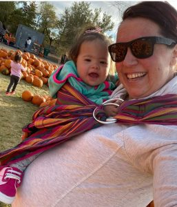 Best_Plus_Size_Baby_Carriers_Wraps_Slings for_Baby_Wearing_Maya Ring Sling
