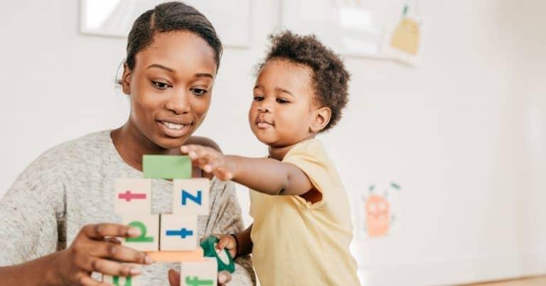 Toddlers and Preschoolers Develop Fine Motor Skills