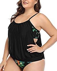 Blouson Style Swimsuit